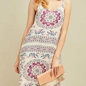 Floral Ivory Maxi